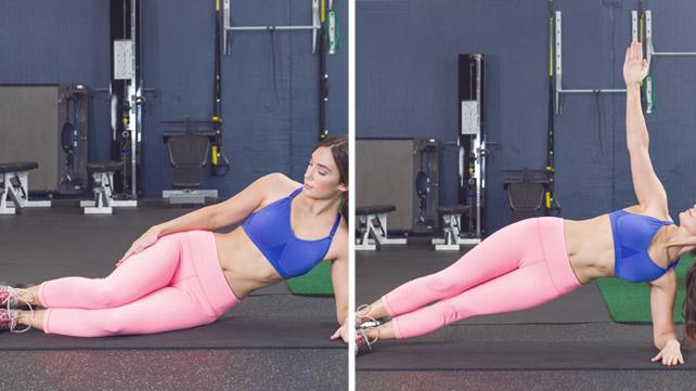 Candice Horbacz | 3 Easy Beginner Exercises for Women