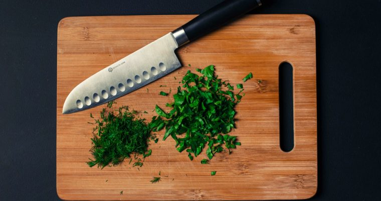 Candice Horbacz | How To Take Care Of Your Knives